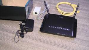 نصب مودم ADSL در محل