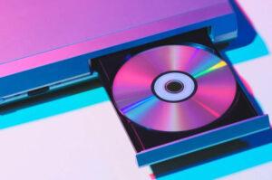 ساخت DVD ریکاوری لپتاپ در محل